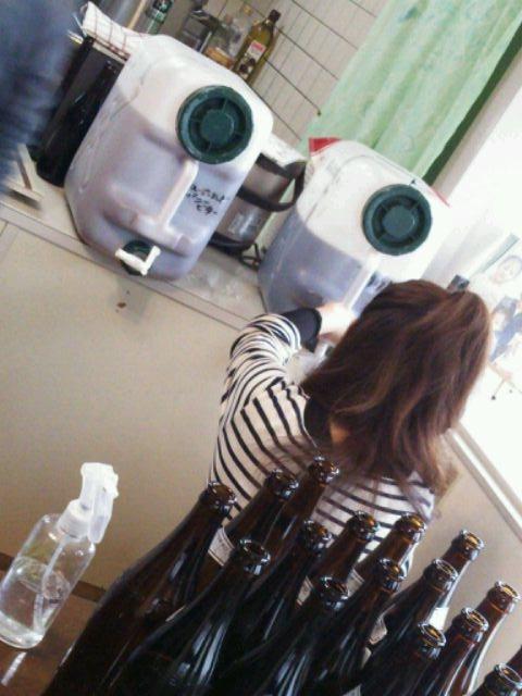 ビール瓶詰め スタウト