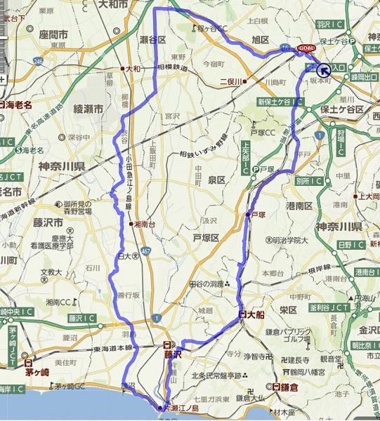 20130329 観桜ラン