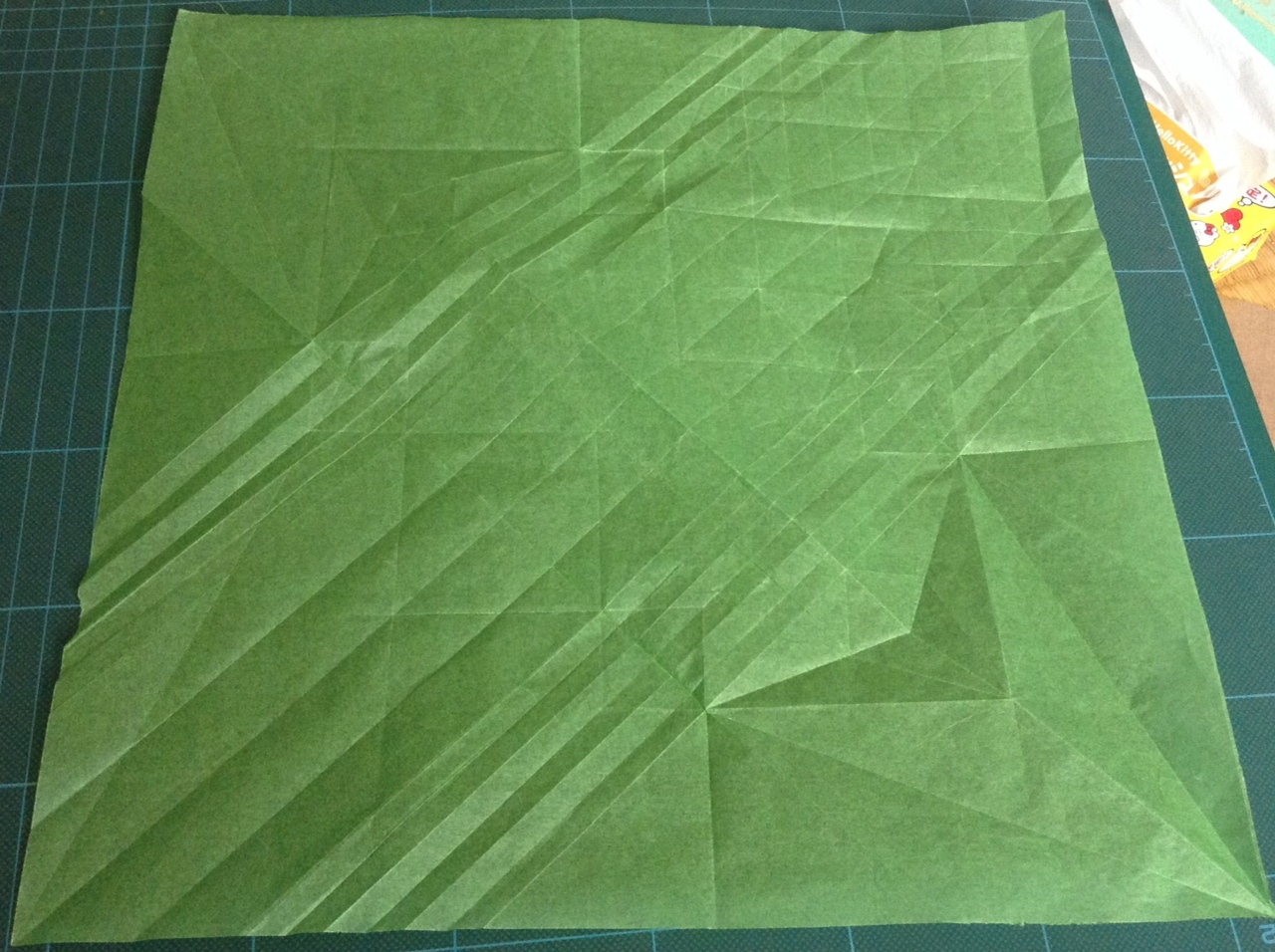 すべての折り紙 折り紙 エンシェントドラゴン : ドラゴンの折り方 - 多趣味な ...