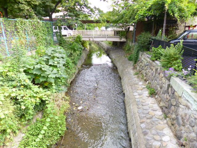 上田にはいい感じの橋や疎水がたくさんあるんです