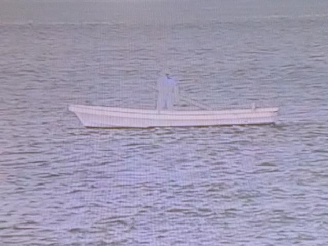 しかも,いくら漕いでも船はいっこうに進みません