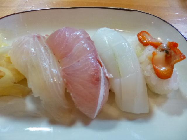 スズキは夏の魚の代表です