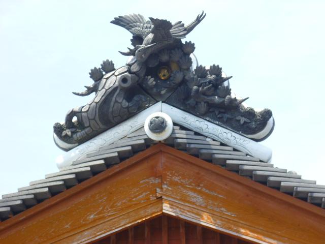 """これは鬼ではなくって""""松に鶴""""です"""