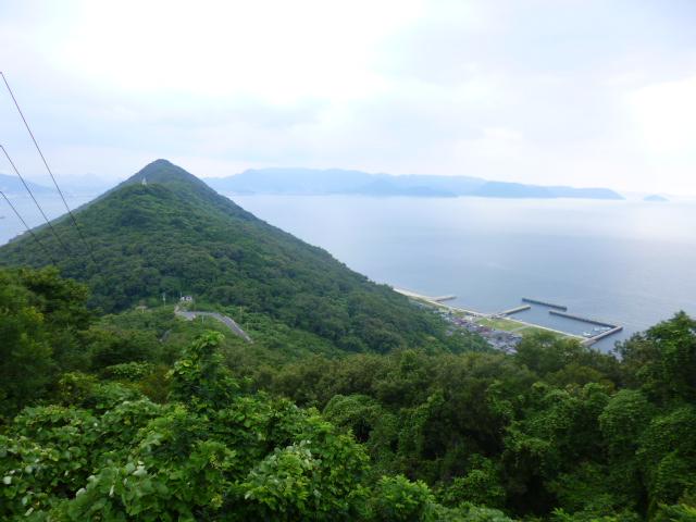 女木島ベストヴューポイントです