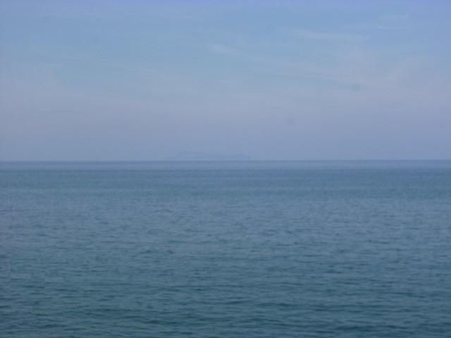 そんときは,海のバカヤローッ