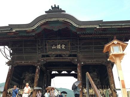 7262013信州高原旅行善光寺S12