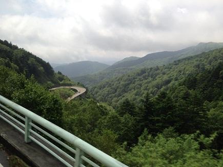 7252013信州高原旅行霧ヶ峰ビーナスラインS2