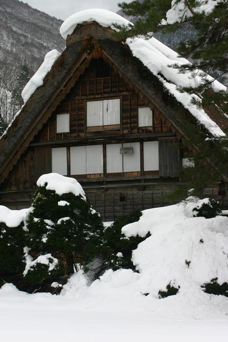 なつかしく 美しい 日本の風景がここにあります~世界遺産 白川郷合掌集落~ ③