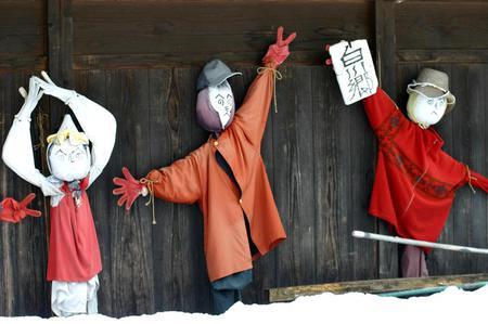 今年は最大9連休! 世界遺産 白川郷で年末年始・冬休み・お正月 (^O^)/ ⑦