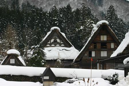 冬の世界遺産 白川郷へ遊びに行こう!!年末・年始&冬休み~白銀の白川郷へ~ ⑧