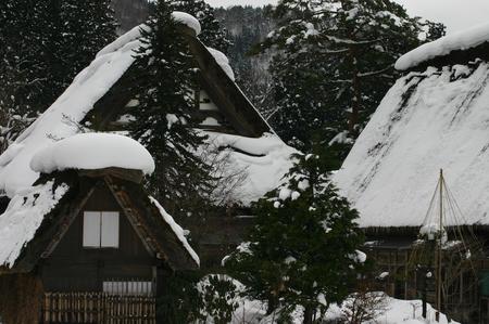 冬の世界遺産 白川郷へ遊びに行こう!!年末・年始&冬休み~白銀の白川郷へ~ ⑨