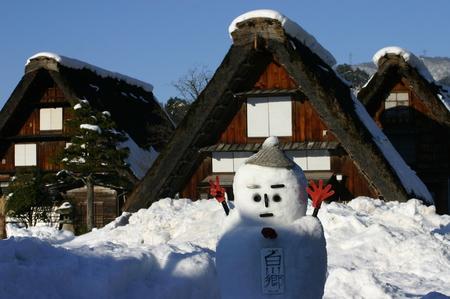 冬の世界遺産白川郷へ行こう!