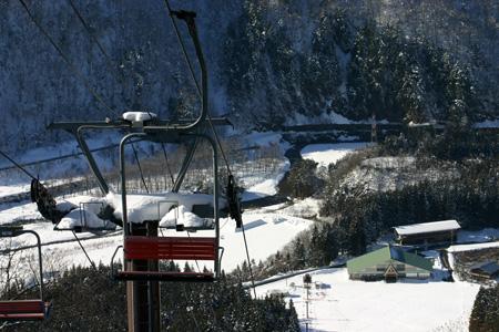 冬休みの旅行~スキー&温泉&合掌集落で冬の世界遺産 白川郷 思いのまま~⑦