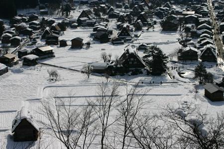 冬休みの旅行~スキー&温泉&合掌集落で冬の世界遺産 白川郷 思いのまま~⑨