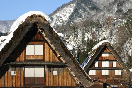冬休みの旅行~スキー&温泉&合掌集落で冬の世界遺産 白川郷 思いのまま~⑩