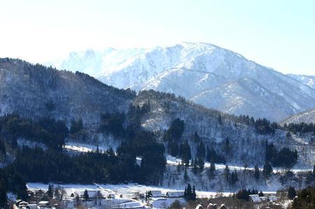 【冬はほっこり温泉】冬の絶景~世界遺産 白川郷を散策♪~のんびり冬休み ⑥