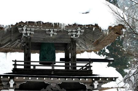 冬のぜいたくはコレ!寒い冬、旅をするならいっそ雪国の世界遺産 白川郷がいい~純白の銀世界&雪見を楽しみながら温かな温泉も堪能 ③