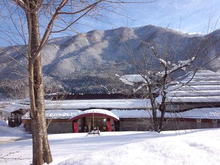 冬のぜいたくはコレ!寒い冬、旅をするならいっそ雪国の世界遺産 白川郷がいい~純白の銀世界&雪見を楽しみながら温かな温泉も堪能 ⑦