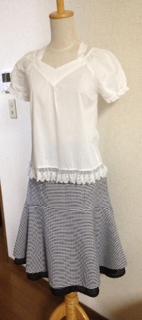 千鳥スカート1