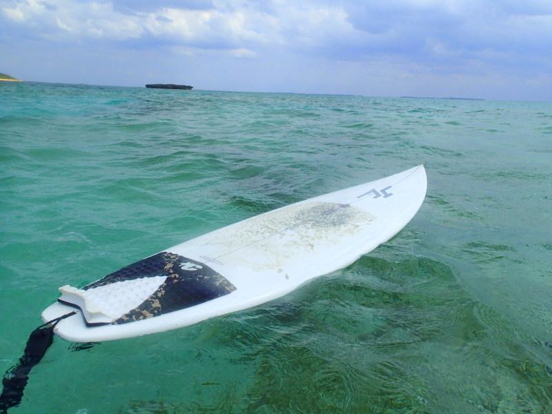 西表島 サーフィン・SUP