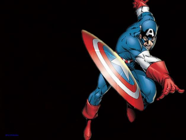 キャプテン・アメリカ 001