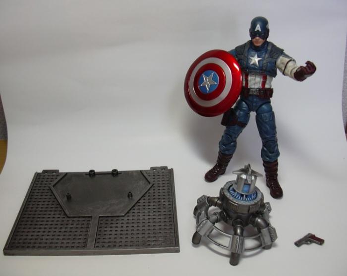 キャプテン・アメリカ 004