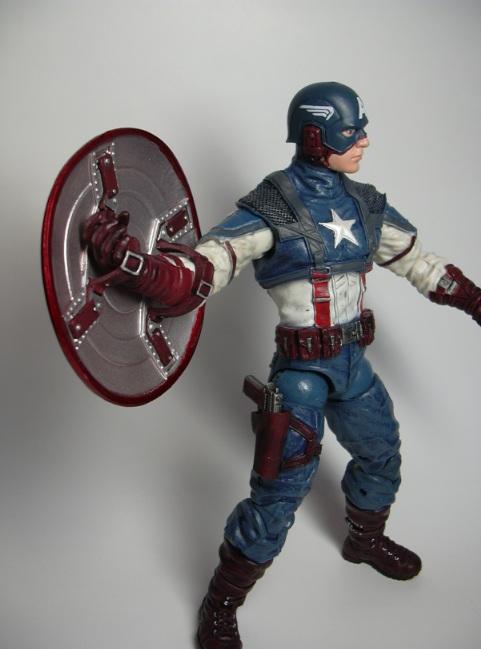 キャプテン・アメリカ 009