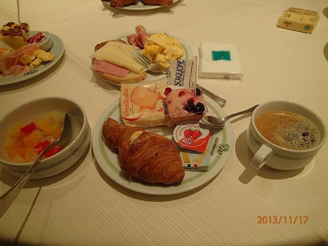 イタリアの食事2