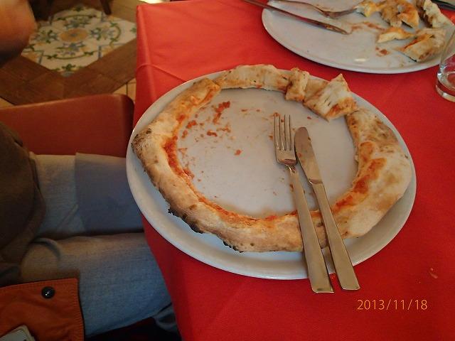 イタリアの食事4