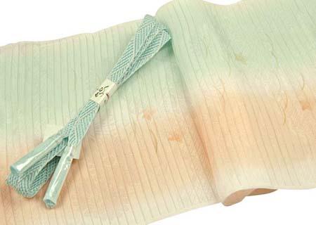 夏の帯揚げ帯締めセット