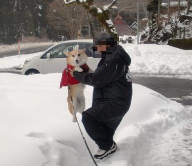 雪遊び 28