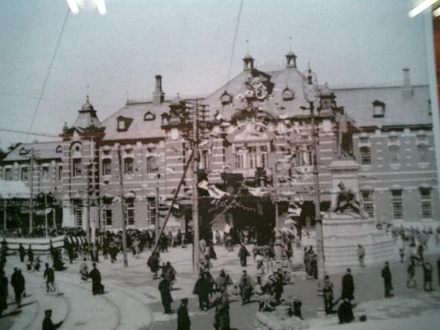 万世橋駅 初代駅舎