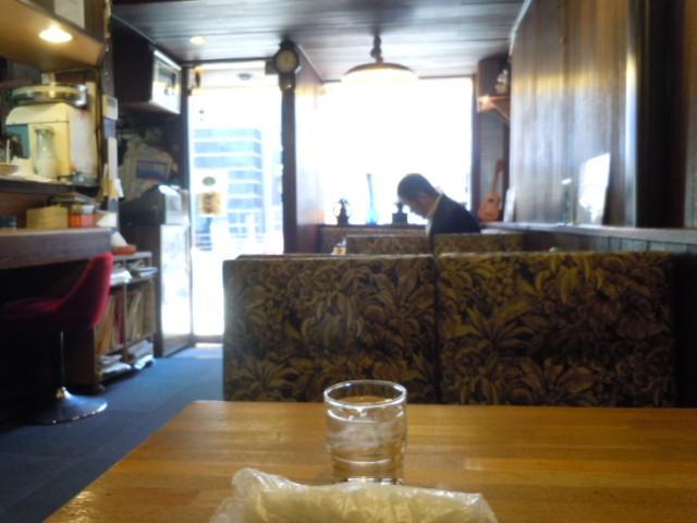 喫茶DEN 店内
