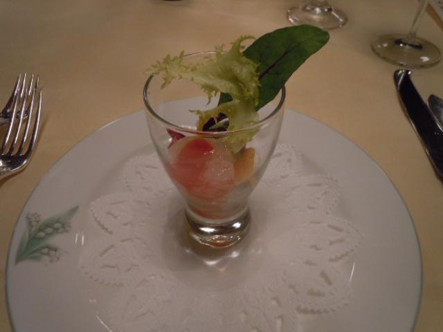 万平ホテル ディナー2