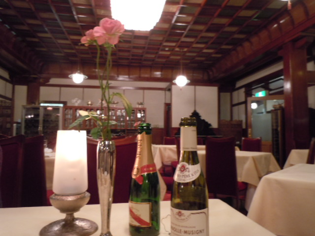 万平ホテル ディナー7