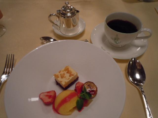 万平ホテル ディナー8