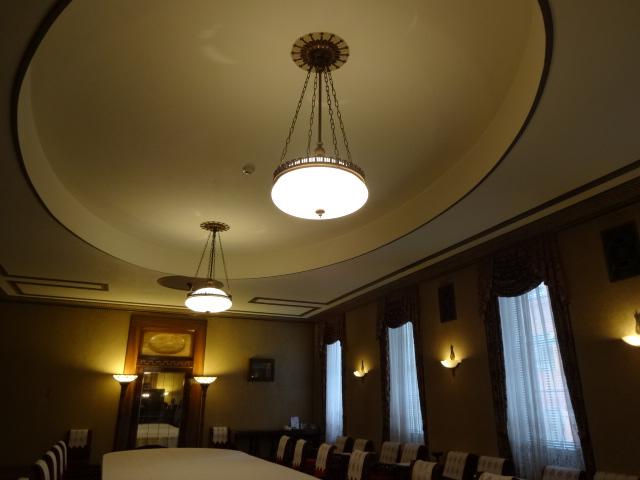綿業会館 会議室その1