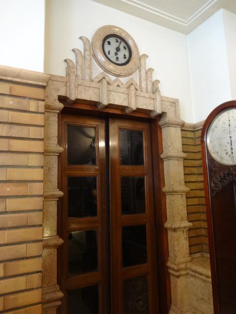 生駒ビルヂング エレベーター