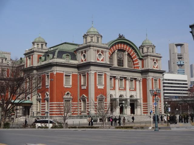 中央公会堂 全体