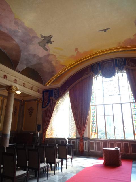 中央公会堂 特別室2