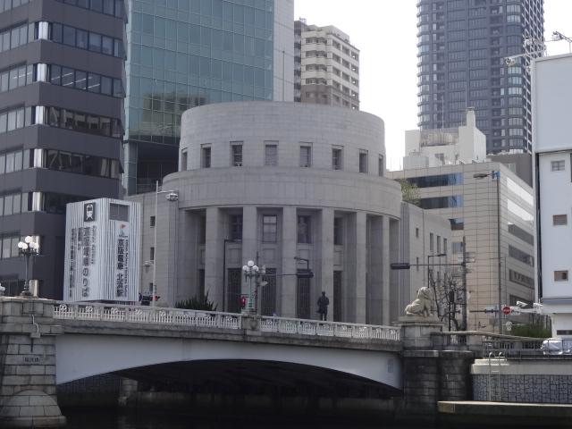 大阪証券ビル 全体
