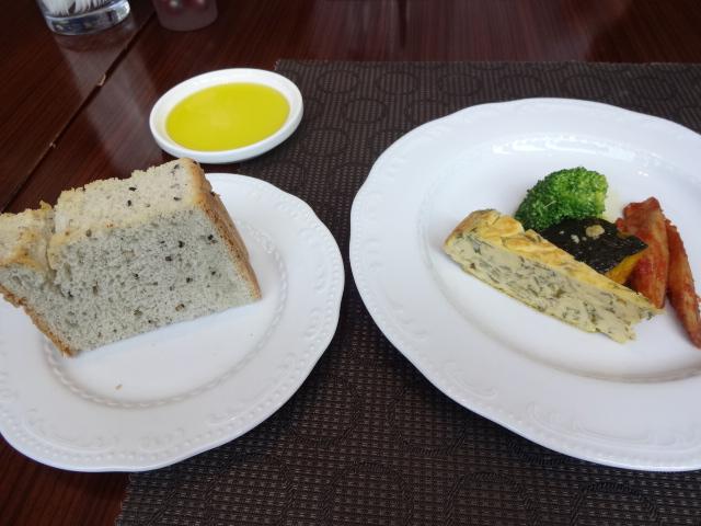 ビランチャ 前菜&パン