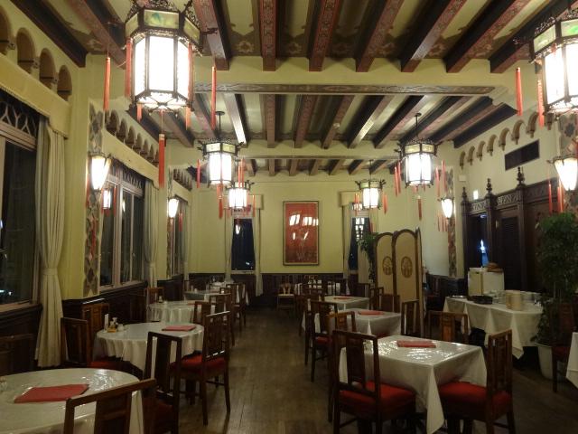東華菜館 4階