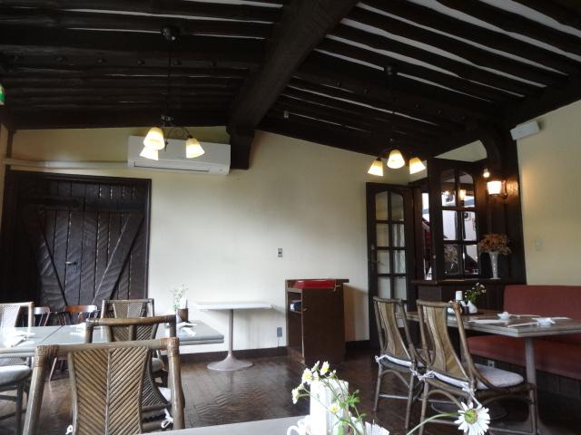 徳川義親邸 レストラン