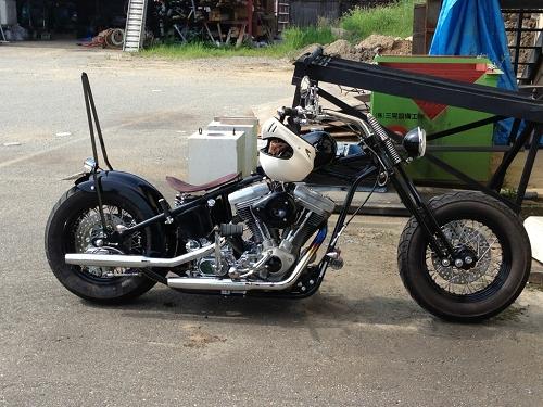 ハバイチバイク