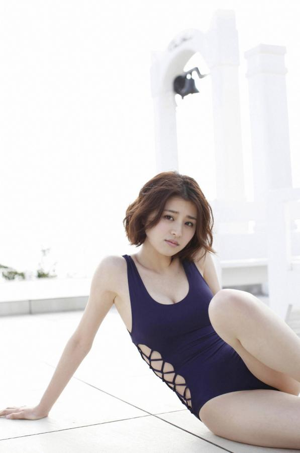 鈴木ちなみ 美人モデル! 脱いだらスゴイ体!!