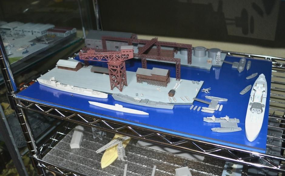 戦車道きのこ海軍工廠