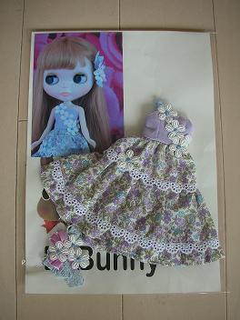Bバニーさん紫1