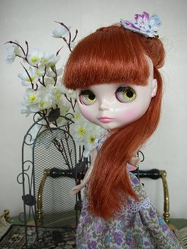 Bバニーさん紫4