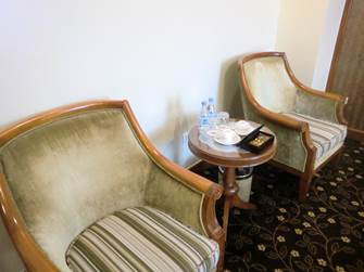 ハノイ デマントイドホテル デラックス2